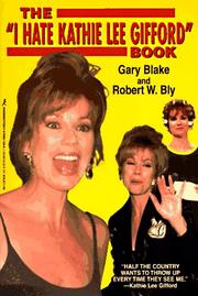 "Cover of: The ""I hate Kathie Lee Gifford"" book 