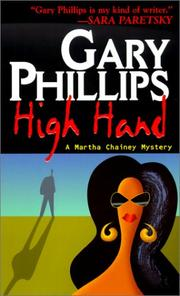 Cover of: High Hand (Martha Chainey Mysteries) | Phillips Gary