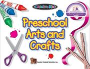 Cover of: Preschool arts and crafts | Grace Jasmine