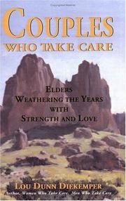 Cover of: Couples Who Take Care | Lou Dunn Diekemper