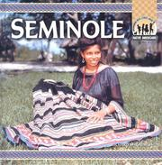 Cover of: The Seminole | Richard Gaines