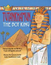 Cover of: Tutankhamun, the boy king by Jackie Gaff