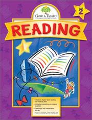 Cover of: Gifted & Talented Reading, Grade 2 by Tracy Masonis