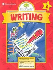 Cover of: Gifted & Talented Writing Grade 3 | Tracy Masonis