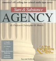 Cover of: Sum & Substance by Christopher H. Munch