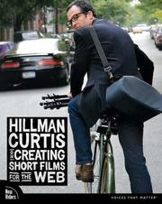 Cover of: Hillman Curtis on Creating Short Films for the Web (VOICES) by Hillman Curtis
