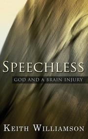 Cover of: Speechless | Keith Williamson