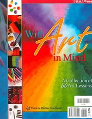Cover of: With Art in Mind by Patricia Parker Groebner