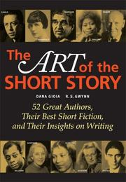 Cover of: The Art of the Short Story by Dana Gioia