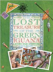 Cover of: The Lost Treasure of the Green Iguana by Judith Rossell
