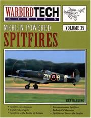 Cover of: Merlin-Powered Spitfires (Volume 35) | Kev Darling