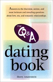 Cover of: The Q&A dating book | Sherry Amatenstein