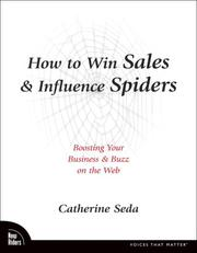 Cover of: How to Win Sales & Influence Spiders | Catherine Seda