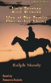 Cover of: Man of the Family (The Little Britiches Series) | Ralph Moody