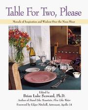 Cover of: Table for Two, Please by Brian Luke Seaward
