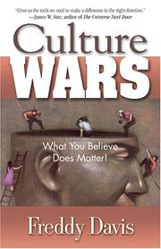 Cover of: Culture Wars by Freddy Davis