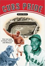 Cover of: Cubs Pride by Alan Ross