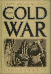 Cover of: The Cold War by Sean Sheehan