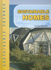 Cover of: Sustainable Homes (Sustainable Futures) by Ewan McLeish