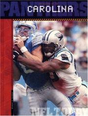 Cover of: The History of the Carolina Panthers (NFL Today) (NFL Today) by Michael E. Goodman
