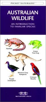 Cover of: Australian Wildlife by James Kavanagh