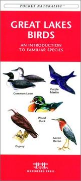 Cover of: Great Lakes Birds | James Kavanagh