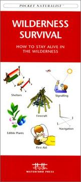 Cover of: Wilderness Survival by James Kavanagh