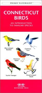 Cover of: Connecticut Birds by James Kavanagh
