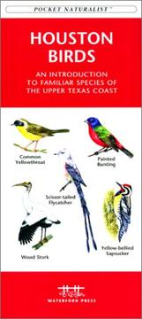 Cover of: Houston Birds | James Kavanagh