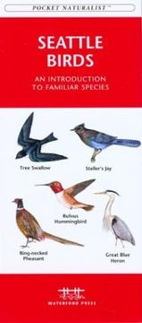 Cover of: Seattle Birds by James Kavanagh