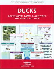 Cover of: Ducks Nature Activity Book | James Kavanagh
