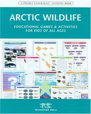 Cover of: Arctic Wildlife Nature Activity Book | James Kavanagh