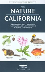 Cover of: The Nature of California, 3rd | James Kavanagh