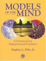 Cover of: Models of the Mind | Stephen L. Dilts