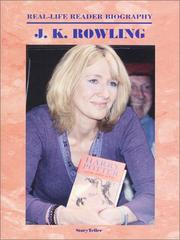 Cover of: J. K. Rowling (Real-Life Reader Biography) (Real-Life Reader Biography) | Ann Gaines