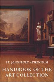 Cover of: St. Johnsbury Athenaeum | Mark Mitchell