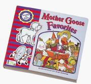 Cover of: Mother Goose favorites | Bob Pepper