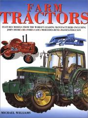 Cover of: Farm Tractors by Michael Williams