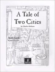 Cover of: A Tale of Two Cities Study Guide by Jeannie Buchholz