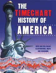 Cover of: The Timechart History of America | Inc. Sterling Publishing Co.