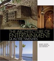 Cover of: The architecture of entertainment | Winter, Robert