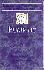 Cover of: Pumping by Frank R. Spellman
