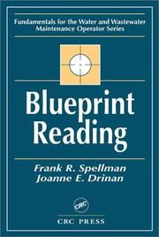 Cover of: Blueprint Reading | Frank R. Spellman