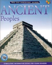 Cover of: Ancient Peoples (Discovery Guides) | Claire Forbes