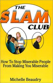 Cover of: The Slam Club | Michelle Beaudry