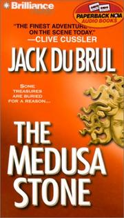 Cover of: Medusa Stone, The (Philip Mercer (Audio)) | Jack Du Brul