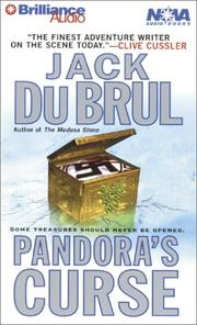 Cover of: Pandora's Curse (Philip Mercer (Audio)) | Jack Du Brul