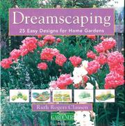 Cover of: Country Living Gardener Dreamscaping by Ruth Rogers Clausen