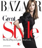 Cover of: Harper's Bazaar Great Style | Jenny Levin