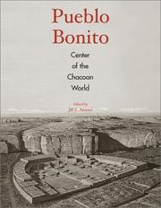 Cover of: Pueblo Bonito | Jill E. Neitzel
